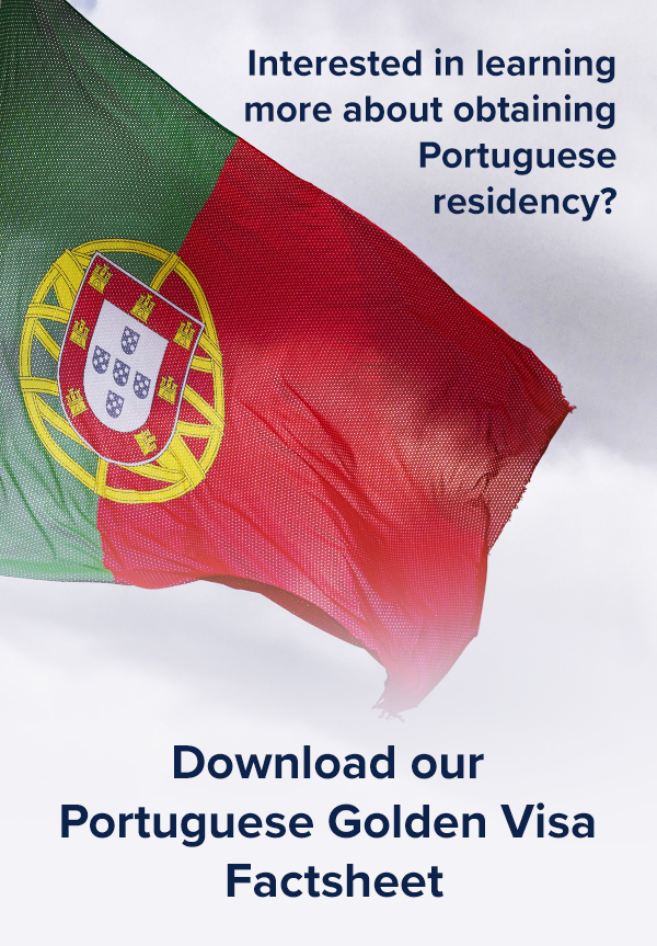 Find out more about the Portugal Golden Visa Programme